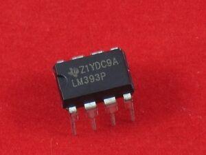 LM393P-LM393-Comparatore-Differenziale-Doppio-4-Pezzi