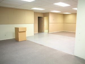 Unfurnished 1400 square foot office space available in Legal, AB