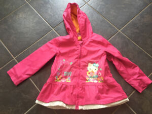 Girls size 4 Hello Kitty jacket