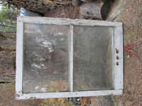 Vintage window for art projets