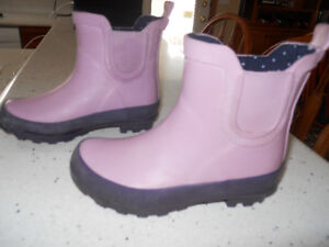 CHILDS RUBBER BOOTS