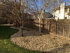 Free Fence Material - Available today