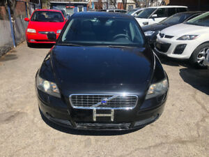 2006 Volvo S40 T5 2.5L Turbo Sedan