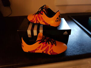 BRAND NEW ADIDAS SOCCER CLEATS...NEVER WORN!