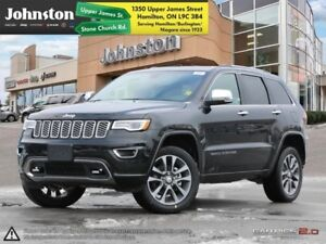 2018 Jeep Grand Cherokee Overland 4x4  - Leather Seats - $173.83