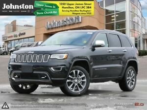 2018 Jeep Grand Cherokee Overland 4x4  - Leather Seats - $209.80