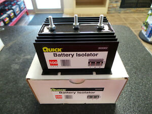 100 AMPS BATTERY ISOLATOR (50%OFF)