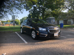 Selling my 2015 Chevy Cruze LT turbo