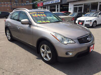 2009 Infiniti EX35 TOURING SPORT AWD...NAVI..CAMERA..MINT COND. City of Toronto Toronto (GTA) Preview