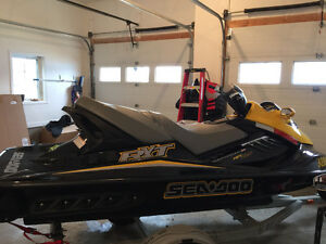2008 sea doo RXT Super charged