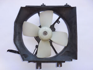 Mazda Protege 1999-2003 Auxiliary Fan Assembly  ZL0415025C