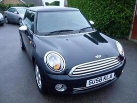 MINI 1.4 ONE ( ONE OWNER FROM NEW )