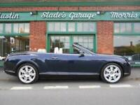 Bentley Continental GTC Mulliner