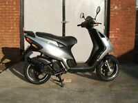 Piaggio NRG50 50cc Scooter, Low mileage, Excellent Condition