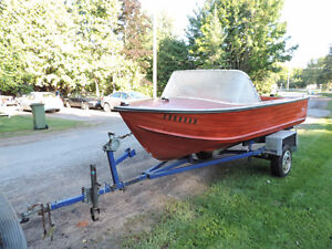 14' Springbok Boat and Trailer Project Boat Peterborough Peterborough Area image 4