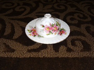Prairie Rose China - assorted pieces Strathcona County Edmonton Area image 4