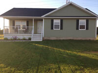 New Home for Rent Next to School in West Royalty