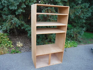 "Custom made Bookcase, 4 shelves, 35""wX23""X69""T, very solid and Cambridge Kitchener Area image 2"