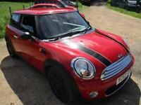 2012 MINI HATCH ONE D ZERO TAX HATCHBACK DIESEL