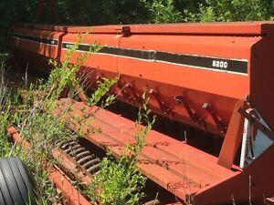 Press Drill, Rock Picker, Cultivator, Harrow Bar