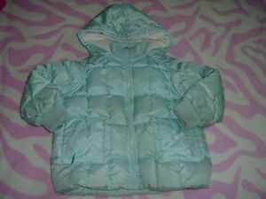 5T Girl's --- Super thick Winter Jacket (Down Filled)