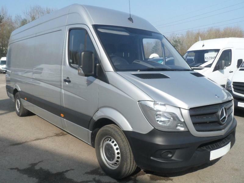 2015 mercedes benz sprinter 313 cdi lwb choice of 2 for Mercedes benz sprinter diesel