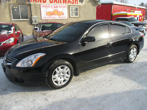 2012 NISSAN ALTIMA 2.5S // CAR STARTER // WINTER TIRES