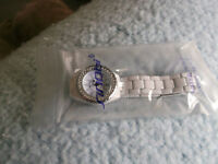 Lady's New white Watch, Mint Plus More
