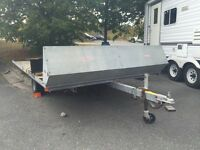1998 Easyload 8x12 Utility Trailer - Leisure Days Sudbury
