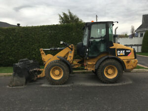 Loader à louer 908H CAT