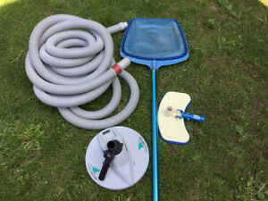 Pool Hose and attachements