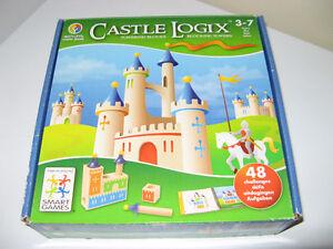 Castle logix 3-7 ans Saint-Hyacinthe Québec image 1