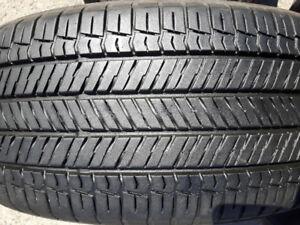 2 pneus 205/60R16  yokohama