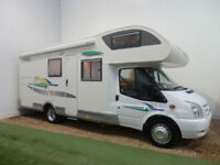 CHAUSSON WELCOME 28 / TRANSIT / GARAGE / 6 BERTH / SORRY NOW SOLD