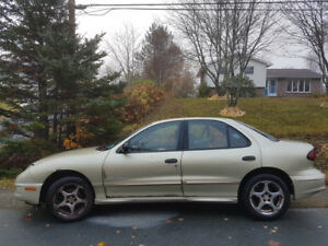 Car for Sale - 2003 Sunfire - For Parts