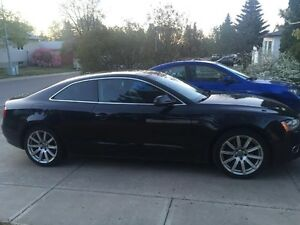 2010 Audi A5 - Premium Package - Winter Tires