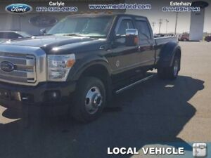 2015 Ford F-350 Super Duty Platinum  - one owner - local - trade