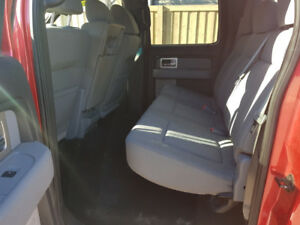 2011 FORD  F-150 XLT SUPERCREW  6.5FT