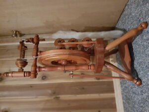 Original Wee Peggy Spinning Wheel-Rappard & Comp.