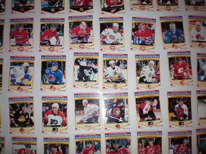 cartes de hockey LES GRANDS HOCKEYEUR QUEBECOIS