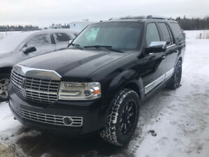 2009 Lincoln Navigator Ultimate SUV, Crossover