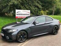 2018 BMW M2 3.0i + FULL BMW SERVICE HISTORY + RARE MANUAL + FACELIFT MODEL +