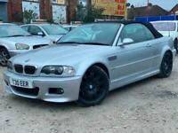 2004 BMW M3 M3 2dr FSH Manual CONVERTIBLE Petrol Manual