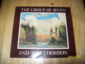 Book  The Group of Seven an Tom Thomas