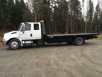 International 4300 Towing remorqueuse dépanneuse