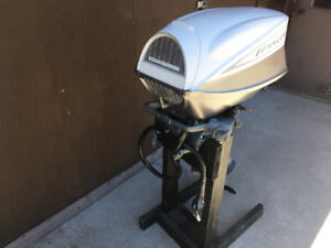 Evinrude Speeditwin 28hp outboard motor