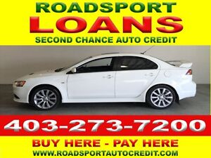 2009 MITSUBISHI LACER GTS AUTO BAD CREDiT OK APPLY NOW