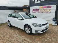 2017 Volkswagen Golf 1.6 TDI BlueMotion Tech SE Nav (s/s) 5dr Estate Diesel Manu