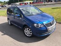 2010 Volkswagen Touran 1.4 TSI 140BHP SE - 7 Seats - New MOT - Only 55231 Miles