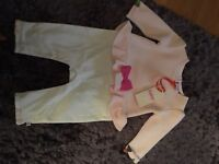 0-3 month bundle of baby clothes